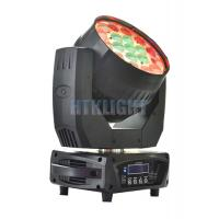 Buy cheap MAC Aura 19 Pcs RGBW LED Stage Moving Head Auto - Run Control Mode from wholesalers