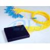 Buy cheap Uniform Power Splitting Optical Wire Splitter , PLC Splitter 1x16 SC Connector / from wholesalers