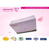 China Super Absorbent Healthy Sanitary Napkins Disposable For Menstrual Period wholesale