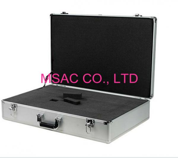 Quality Aluminum Cases With Pick And Pluck Foam Inside for sale