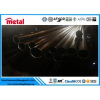 China Large Diameter Stainless Steel Tubing , ASTM A312 UNS S30815 Stainless Steel Threaded Pipe wholesale