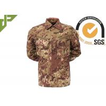 China 100% Cotton Army Digital Camo Uniform , Tactical Security Uniforms For Men European Style wholesale