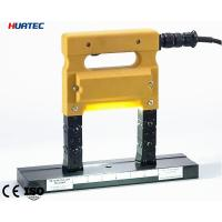 China Yellow Color Mag Particle Testing Equipment For Surface Crack Testing wholesale