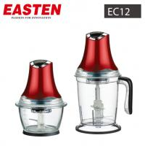 China Easten Food Processor/ Mini Food Chopper EC12/ Meat Chopper/ Small Meat Mincer Factory wholesale