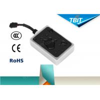 China Mini E-Bike / Motorcycle GPS Tracker Real Time GPS Tracking Device With SOS Button wholesale