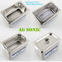 China Mini Household Ultrasonic Eyeglass Cleaner With 3 Min Tap Water Cleaning wholesale