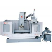 China High Speed 5 Axis Vertical Cnc Machining Centers, Gear Driven Spindle wholesale