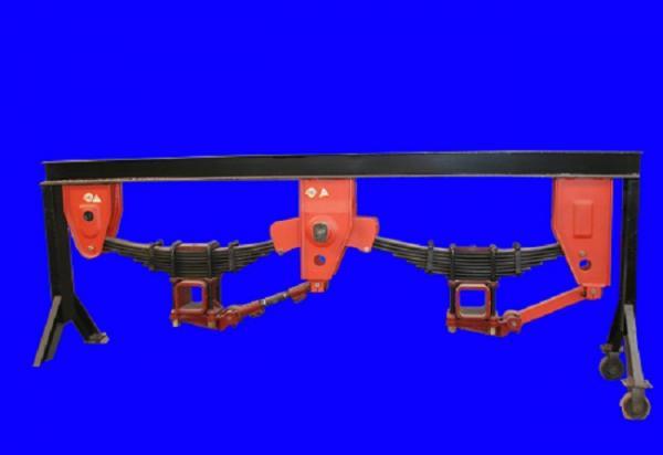 Truck trailer suspension hanger images