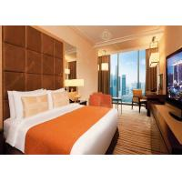 China Affordable Durable Hotel Bedroom Furniture Sets Environment - Friendly High Standard wholesale