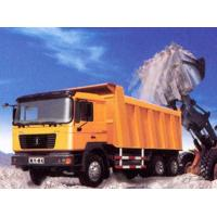 Sinotruk HOWO 30 tons Dump Truck 6X4 and volvo technique cabin