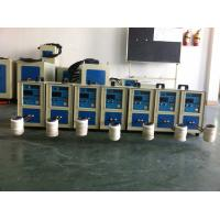 China Single Phase Induction Melting Equipment , High Frequency Heating Machine 35A wholesale