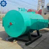China 1.5ton 1500kg 100hp Industrial Horizontal Electric Heating Steam Boilers For Laundry Hotel wholesale