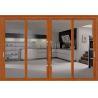 China aluminum glass door price aluminium doors sliding glass doors wholesale