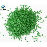 China CE ISO Crumb Rubber Infill For Artificial Turf , Durafill Infill TPV Rubber Granules wholesale