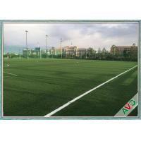 China High Density Premium Soccer Field Artificial Turf With Anti - UV Monofilament PE wholesale
