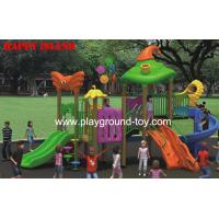 Buy cheap Standard Outside Playground Equipment , Childrens  Play Machine from wholesalers
