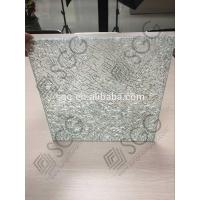 China cracked glass table top wholesale