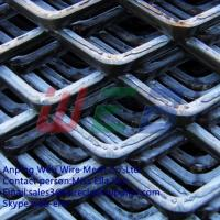 China Heavy duty expanded metal (Anping Manufacturer) wholesale
