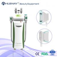China Best effect 5 handles cryolipolysis body slimming beauty machine for clinic in advance wholesale