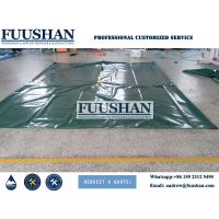 China Fuushan 6.1m W*6.4m L*0.9m H Flexible Containment Tanks 300000liters capacity wholesale