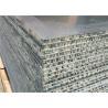 High Strength Aluminum Honeycomb Sheet Building Construction 4 - 48mm Core Thickness