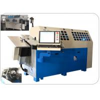 China Computerized Spring Bending Machine Ten Axes For 1 - 4mm High Carbon Steel wholesale