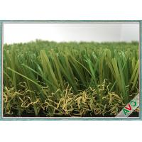 China PU Coating Durable Golf Artificial Grass Rough 11200 Dtex With SGS Approval wholesale