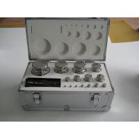 China Class F2 1 Mg - 2 Kg Calibration Scale Weights , OEM Stainless Steel Calibration Weights wholesale