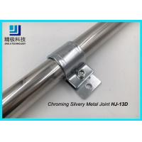 China Industrial Polishing Chrome Pipe Fittings , Chrome Plated Pipe Connectors Eco Friendly HJ-13D wholesale