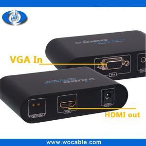 China VGA to HDMI Converter on sale