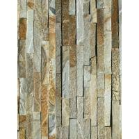 China Exterior Stacked Slate Veneer Panels Outdoor And Indoor Decoration wholesale