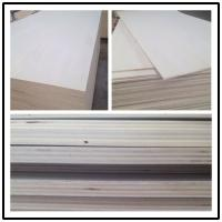 China excellent factory produce bleached poplar plywood/poplar face plywood/full poplar plywood wholesale