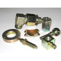 China Brass / Bronze Automobile Spare Parts 0.01mm Tolerance ISO Certification wholesale