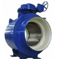 China Industrial Fully Welded Ball Valve API6D A105 Carbon Steel Material PN50 - PN1200 wholesale