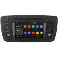 Buy cheap Seat Ibiza 2009+ Auto Radio GPS 6.2 Inch Digital Touch Screen Stereo DVD Player For Car from wholesalers