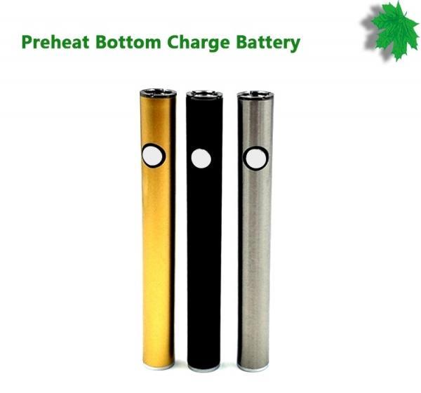 Quality CBD Cartridge E Cigarette Battery 380mAh Smart Chip Compatible With G5 G2 for sale