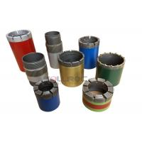 China BWG NWG HWG Impregnated Surface Diamond Core Drill Bits For Rock Acid Resistance wholesale