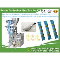 China Automatic Sugar Salt Snacks Powder Stick Bag Small Packaging Machine BSTV-160A on sale