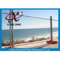 Buy cheap Green Iron Wire Temporary Fencing Panels Durable Flexible And Easy Install from wholesalers