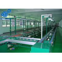 China Triple Speed Conveyor Automatic Assembly Line For TV DVD Washing Machine wholesale