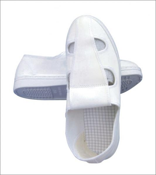 Quality Clean Room ESD Safety Shoes Comfortable / Convenient Static Dissipative Footwear for sale