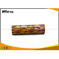 China High drain 18650 lithium E Cig Battery 2600mAh 50A cylindrical battery wholesale