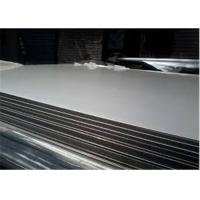 China Uncoiled Pre Painted Hot Rolled Steel Plate With Polished Surface Treatment wholesale