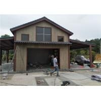 China Luxury Easy Install Prefab Steel House In Village Attractive Appearance wholesale