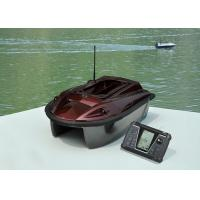 Brown Eagle Finder Wireless Remote Control Bait Boats, High Speed Fishing Boat RYH-001A
