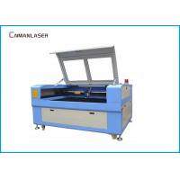 China Acrylic Plastic Letters CO2 Laser Cutting Machine With 80w Tube CW-5000 Water Chiller wholesale