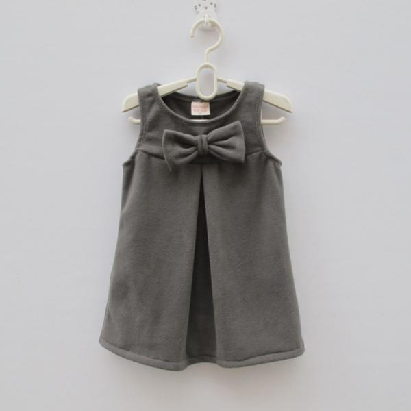 Free sample 2014 net frock design christmas outfit baby clothes