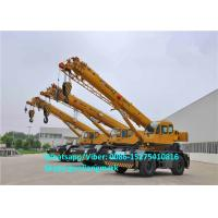 China XCMG RT35 35 Ton All Wheel Drive 4x4 Rough Terrain Tractor Crane For Africa Market on sale