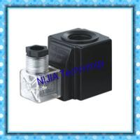 China AC220V AC110V DIN43650 YUYEN Hydraulic Solenoid Coil inner hole 20mm high 52mm wholesale