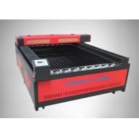 China 100W Flat Bed CO2 Laser Cutting Machine With Water Cooling And Protect System on sale